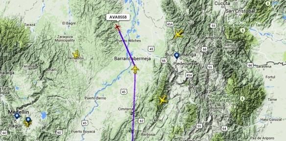 Tráfico Aéreo Mundial En Tiempo Real Mixdyr
